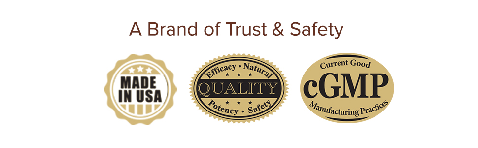 brand of trust and safety
