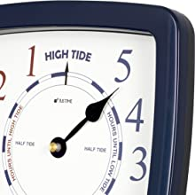 Tide Clock for Nautical Decor and gift