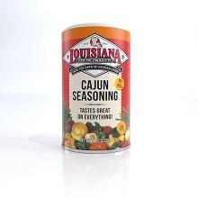 CAJUN SEASONING 8 OZ