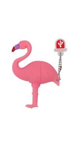 Flamingo usb