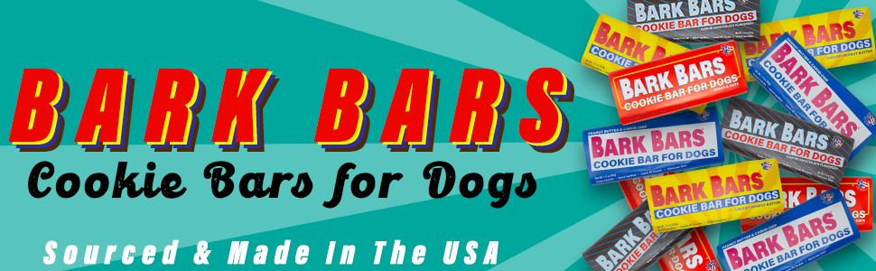 Bark Bars Cookie Bars