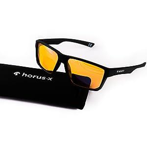 lunettes gamers protection gaming lumière lumiere bleue lunette filtre repos ecran ordinateur pc