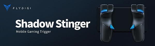 Flydigi Shadow stinger mobile gaming trigger