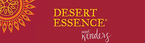 Dessert Essence Logo, Expect Wonders