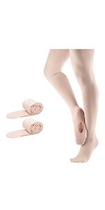 Bezioner ballet transition tights