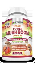 peak power mushroom