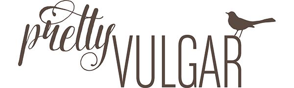 Pretty Vulgar Logo
