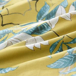 Soft Cotton Floral Duvet Cover Set