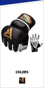 MMA Gloves for Grappling Martial Arts