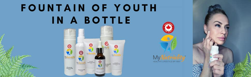 My Nutriality, Skincare, Health Products