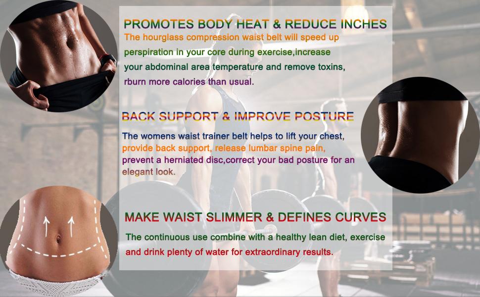 womens waist cincher