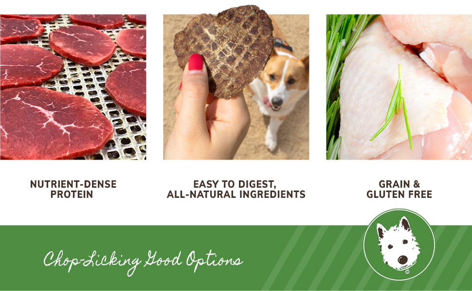 Eco Pawz, Wiley's Treats, Dog Treats, Easy to Digest, Grain-Free, Protein, Gluten Free, All Natural