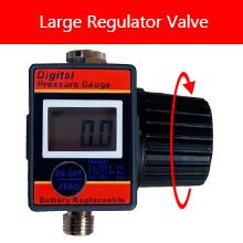 Large Regulator Valve