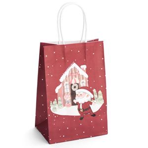 pequeñas bolsas de regalo negras a granel