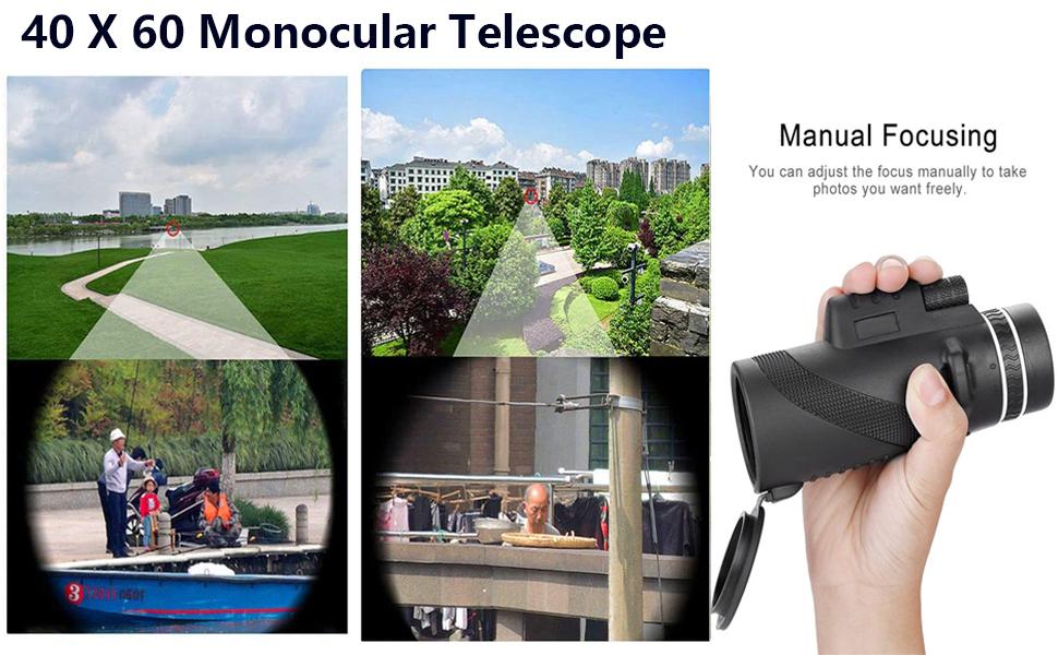 zoom monocular