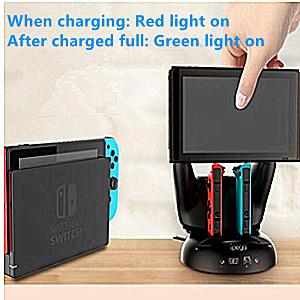 Nintendo Switch Charging Station Dock