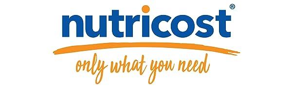 Nutricost Logo 5-htp capsules
