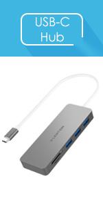 5 in 1 USB-C Hub