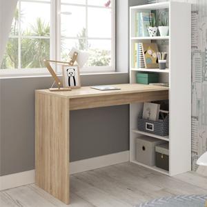 estanteria con mesa