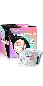 Eye Pads for Lash Extensions