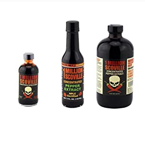 Mad Dog 357, 1 Million Pepper extract