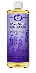 Lavender Castile Soap