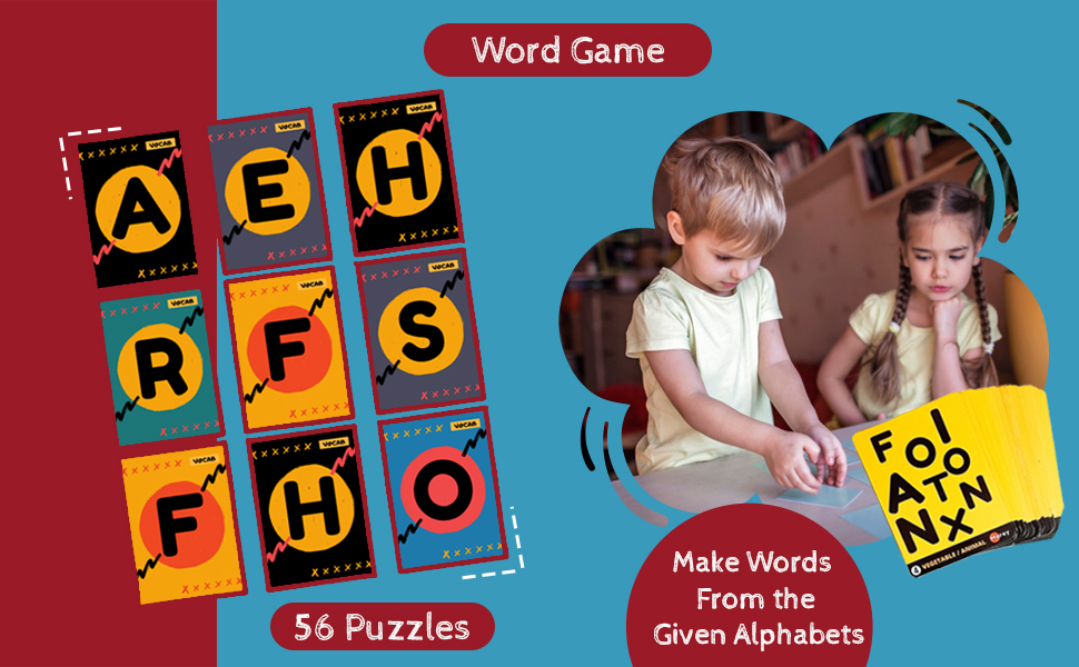 Moray SPN-BNB85C vocabulary games word educational toy learning kids ages 5 6 7 8 9 10 11 12 13 14