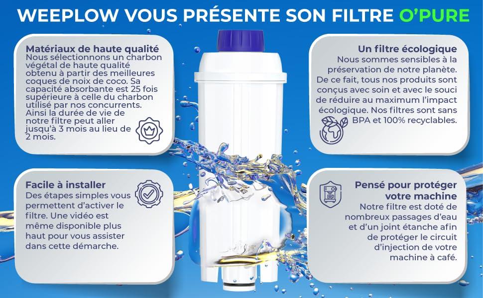 Filtre O'Pure