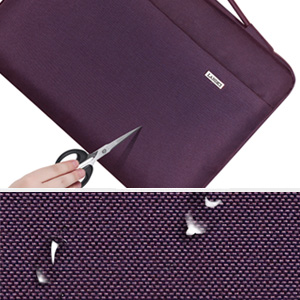 Laptop Sleeve Protective Carrying Case Bag Waterproof Cover with Pockets
