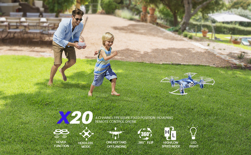 Mini Drones for Kids or Adults