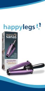 Happylegs Masajeador manual de dedos Manos Sanas - Activa la ...