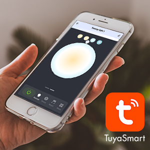 Download the free smart app on iOS and Android Tuyasmart