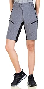 Cycorld-Womens-Outdoor-Hiking-Shorts-Quick-Dry-Lightweight-for-Camping-Travel