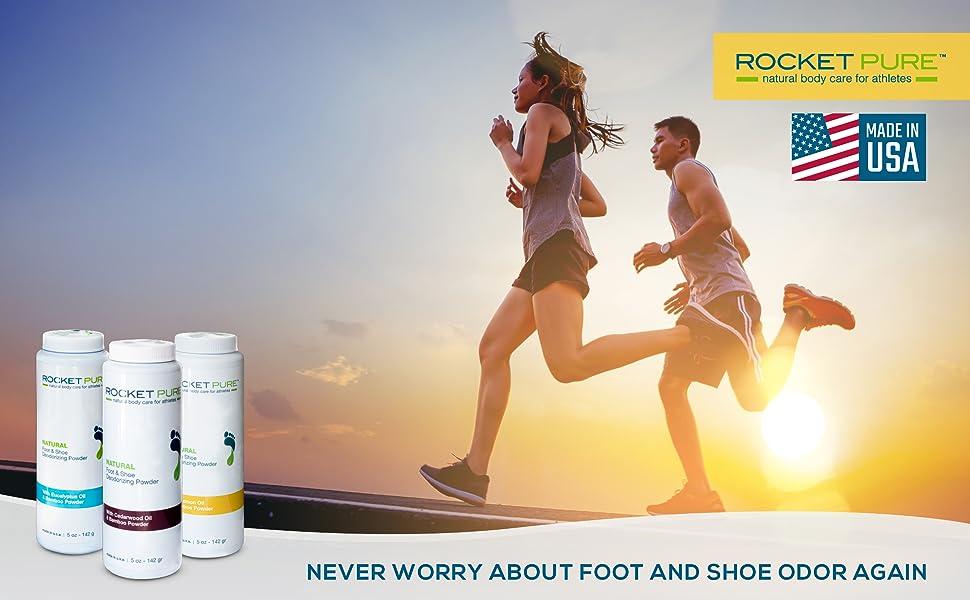 odor blocker for feet