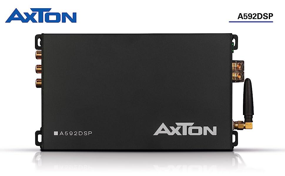 AXTON A592DSP - 4-Kanal DSP Verstärker für Hi Resolution Audio