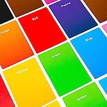 color brain COLORS
