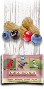 nut berry bird suet