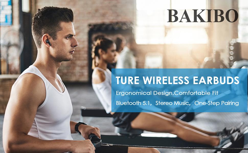 wirelees bluetooth earphones