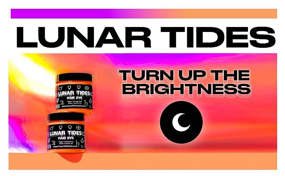 Lunar Tides: Turn Up the Brightness
