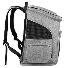 suit pet backpack