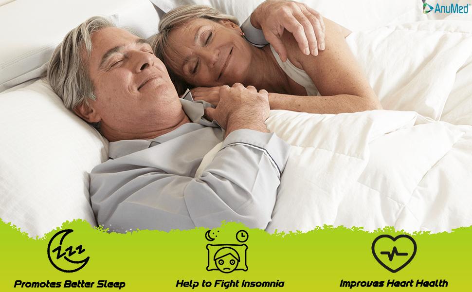 Promotes Restful of Sleep