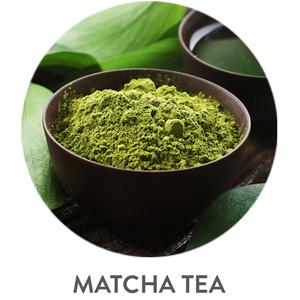 matcha green tea for face