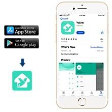 ys1603-uc yolink hub download app