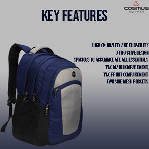 Madison Laptop Backpack