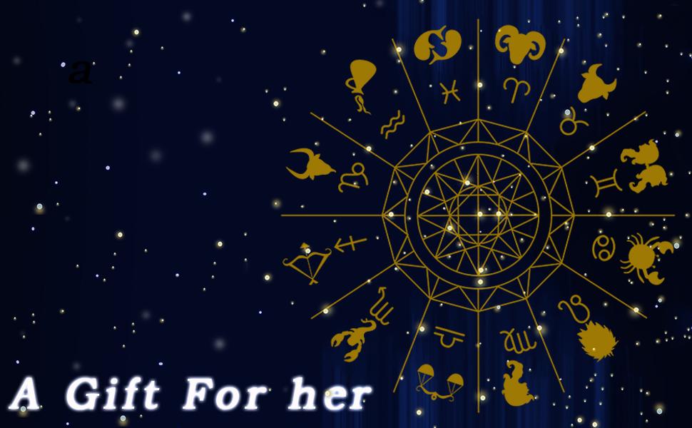 A gift belonging to the zodiac