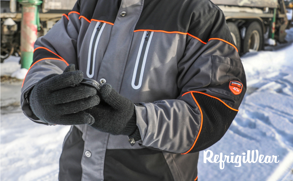 0237R - Dual-Layer Thermal Touchscreen Glove (2021)