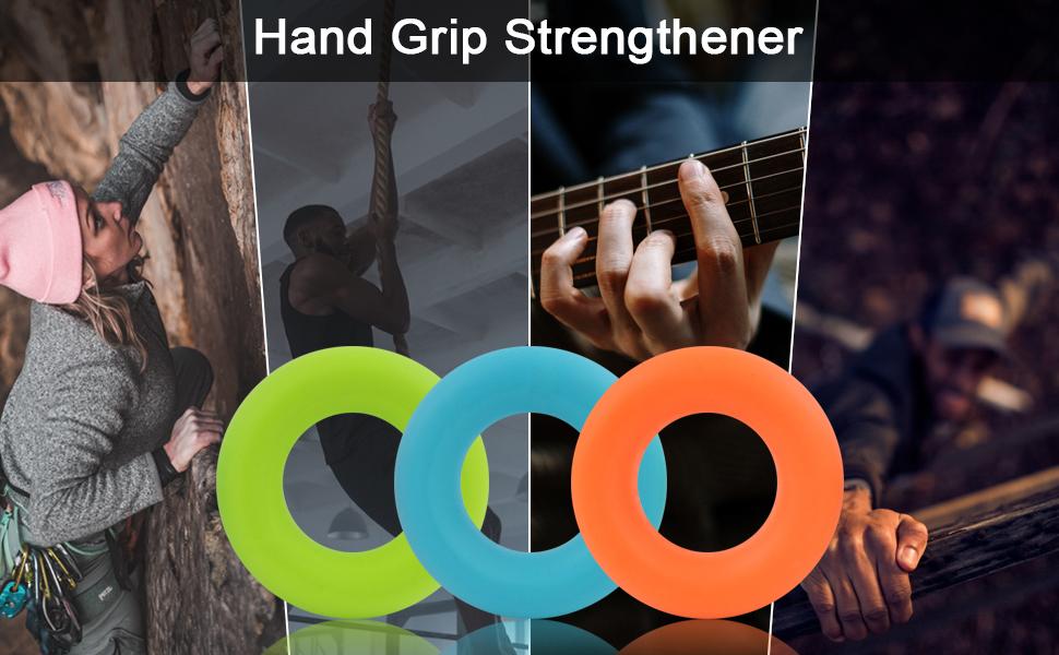hand grip strengtheners