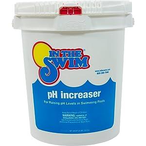 pH Increaser In The Swim