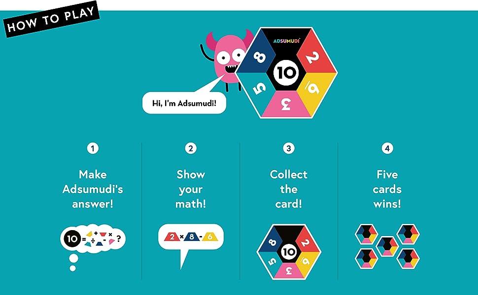 How to play Adsumudi