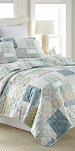 Tidepool, Donna Sharp, Comforter Set